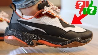 First Thoughts! $120 PUMA THUNDER ELECTRIC!