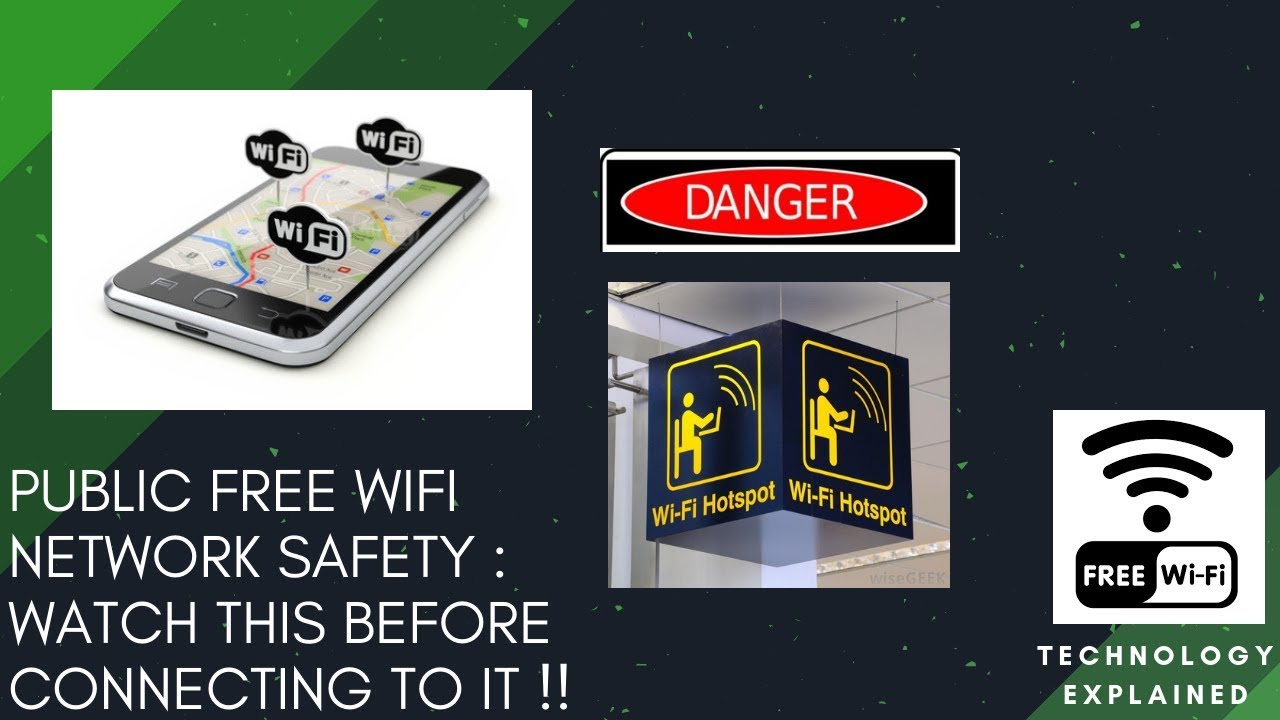 How to Avoid Public WiFi Security Risks