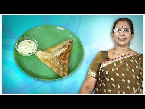 Mysore Masala Dosa   Mallika Badrinath Indian Recipes   Cooking Videos