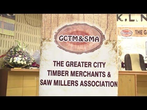Timber Merchants Association At Hyderabad-Hybiz.tv