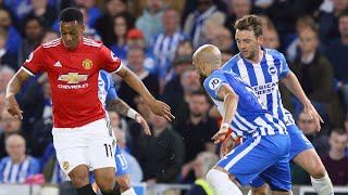 Video Gol Pertandingan Brighton & Hove Albion vs Manchester United