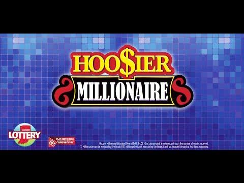 Hoosier Millionaire from the Hoosier Lottery: August 18, 1990