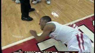 Evan Turner Breaks Back