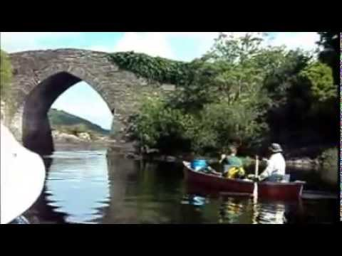 The Paddling - Five days canoeing through Killarney National