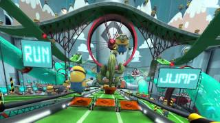 Despicable Me Minion Mayhem at Universal Orlando -3D Ride-