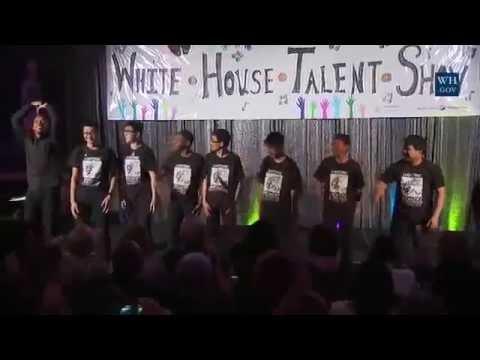 Harding Breakerz at the White House's Turnaround Arts Talent Show