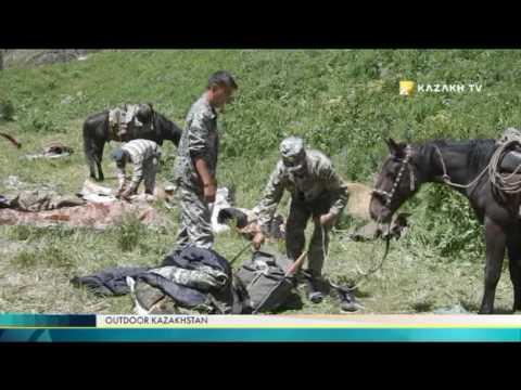 """Outdoor Kazakhstan"" №4 (16.12.2016) - Kazakh TV"