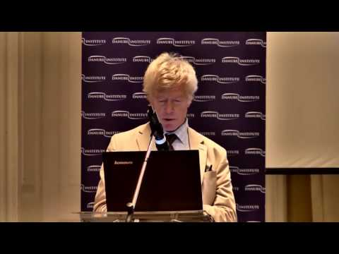 Roger Scruton - On Conservatism at the Danube Institute, Budapest 2016