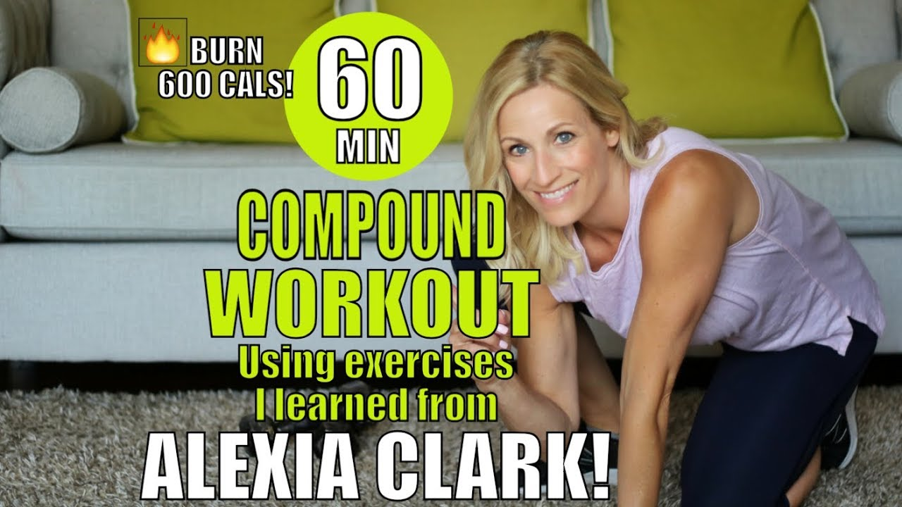 maxresdefault alexia clark exercises compound workout at home! crazy hard! youtube