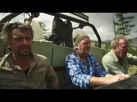 Гранд Тур в Монголии (18 эпизод) 3 сезон 13 серия - Выживает толстейший - Grand Tour