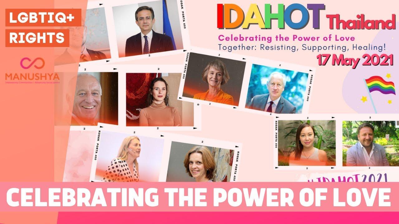 #IDAHOT2021 Celebrating the Power of Love