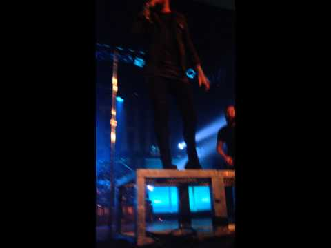 Memphis May Fire - The Unfaithful live