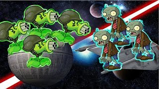 (Plants vs Zombies)  vs Star Wars  | Juego Random