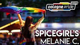 Baixar SPICEGIRLS Melanie C @ CSD in Köln // Cologne Pride 2019