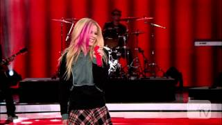 Avril Lavigne - Hot @ World Music Awards 04/11/2007 - HD