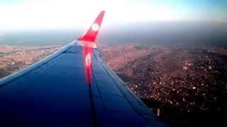 Взлет самолета - это впечатляет! .flv