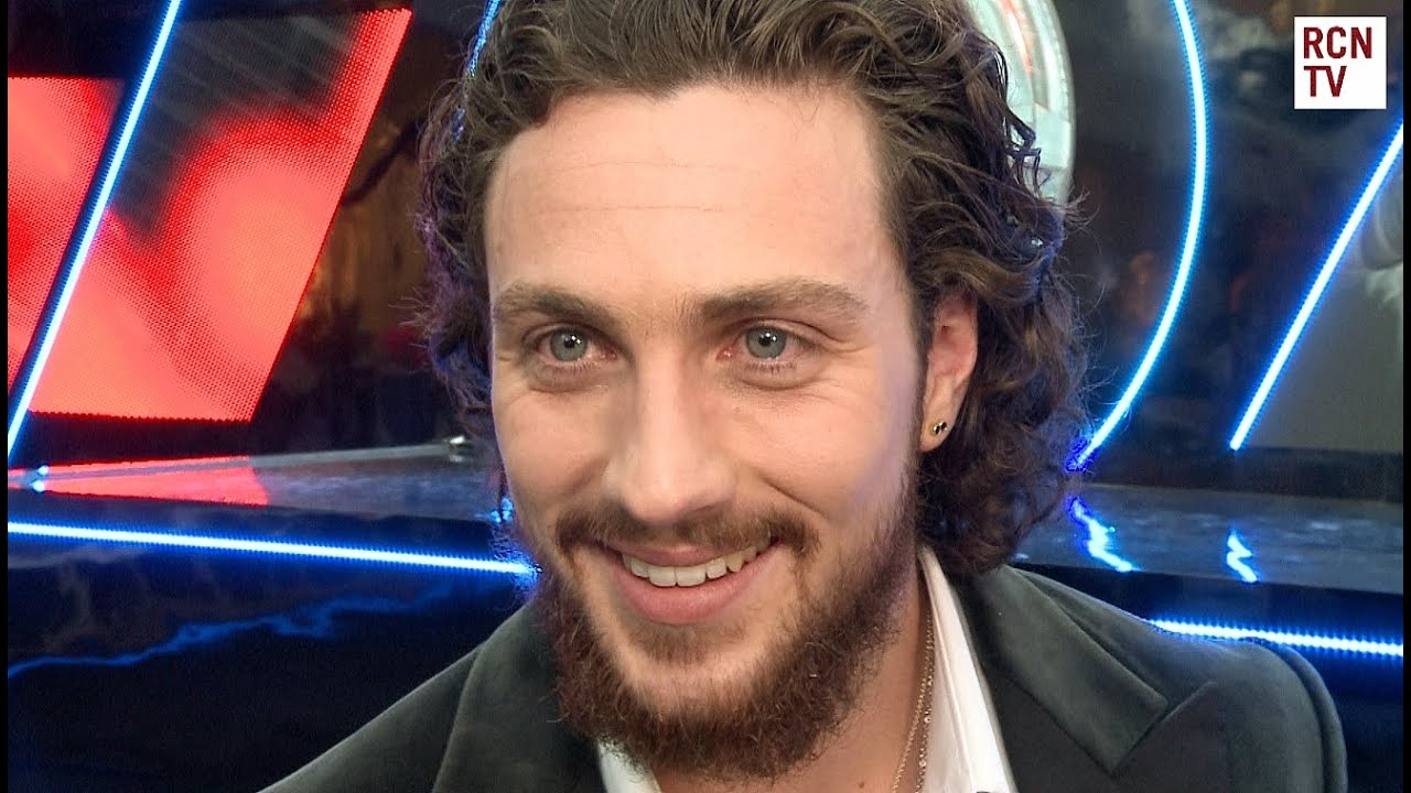 Aaron Taylor Johnson Interview Avengers Age Of Ultron ...