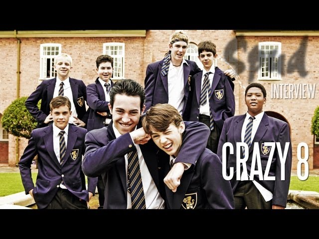 Spud: The Movie - Crazy 8 Interview Travel Video
