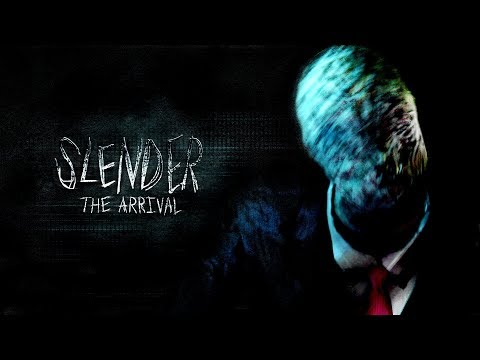 SLENDY SPOOKS! | Slender The Arrival
