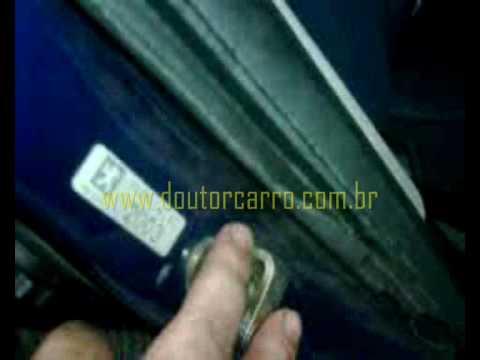 Dr CARRO Estalo Porta 206 307 Peugeot  YouTube