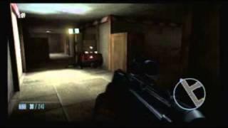 Gunslingers in GoldenEye 007