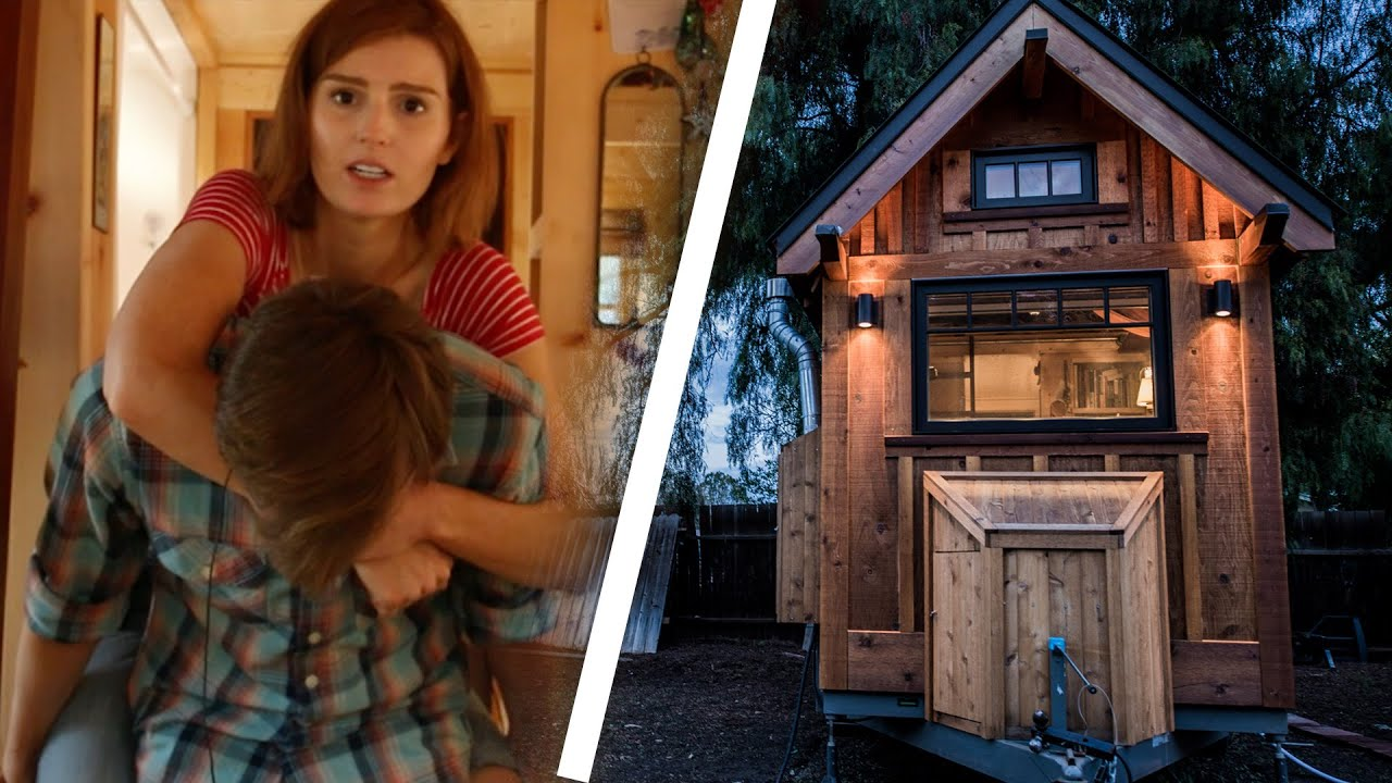 People Try Living In A Tiny House YouTube