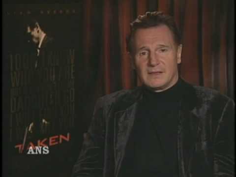 LIAM NEESON ANS TAKEN INTERVIEW