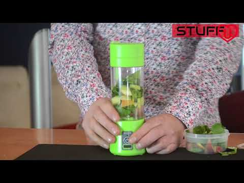 Toddy Testing Portable Juicer