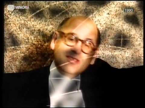 Michael Nyman - interview PopOff + live Portugal 1990