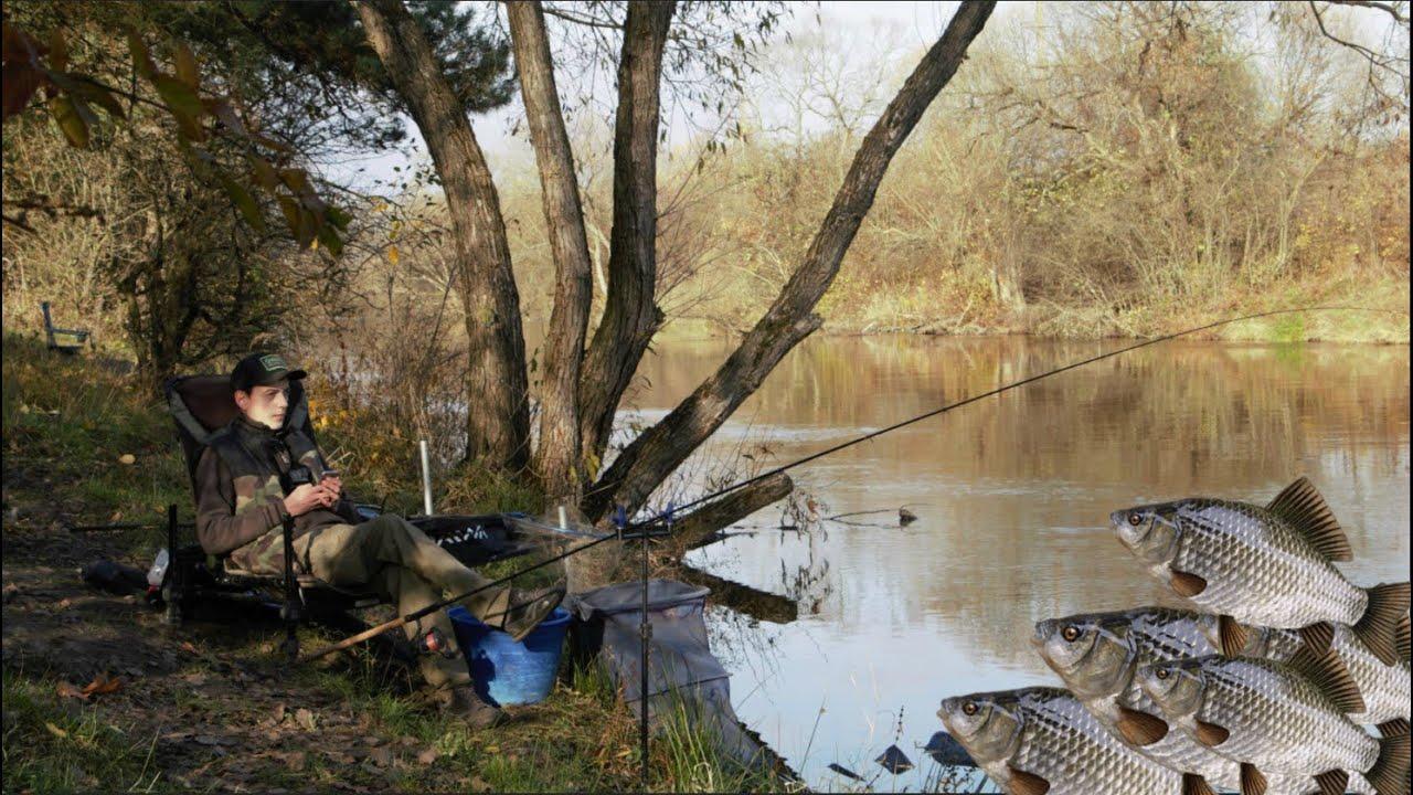 Рибалка на карася на Добротвірському каналі
