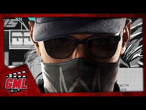 WATCH DOGS 2 - FILM COMPLET FRANCAIS