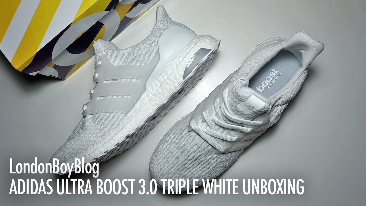 adidas Ultra Boost 3.0 Set to Release Next Month
