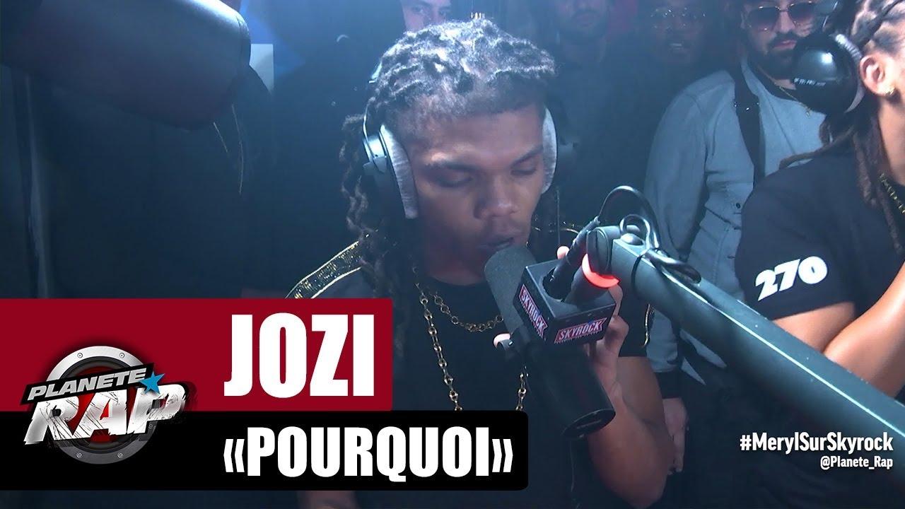 """Download Jozi """"Pourquoi"""" #PlanèteRap"""