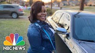Live: Former Louisville Police Officer Charged In Breonna Taylor case | NBC News