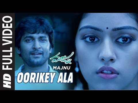 Oorike Ala Full Video Song || Majnu ||...