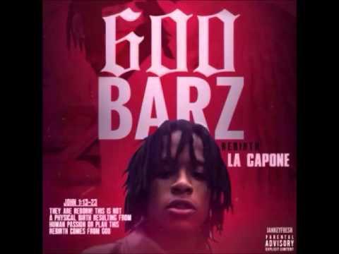 LA Capone 600 Barz