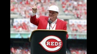 Pete Rose's full speech to Cincinnati Reds fans on statue unveiling day
