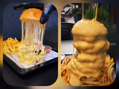 TIKTOK EVERYTHING CHEESE COMPILATION! CHEESE OVERLOAD! VERY SATISFYING FOR CHEESE LOVERS