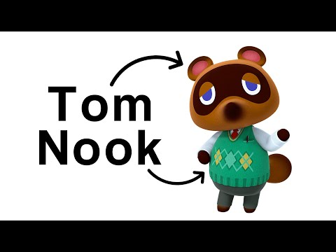 Meeting Tom Nook For The Very First Time
