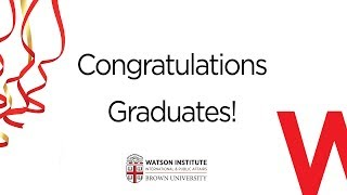 Baixar Congratulations! Watson Commencement 2017