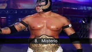 最高の選手はメキシコ人の日