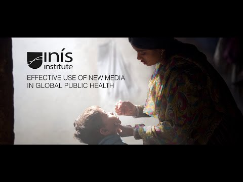 Effective Use of New Media in Global Public Health - Inis Institute