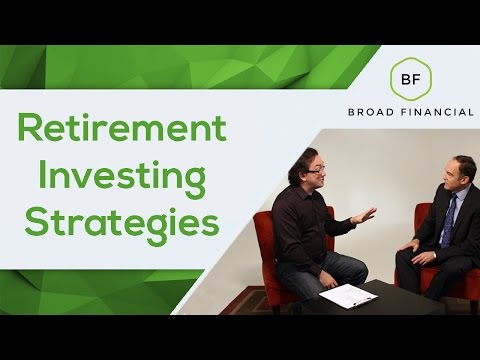 Retirement Investment & Retirement Investing Strategies to Help Jumpstart Your Retirement Planning