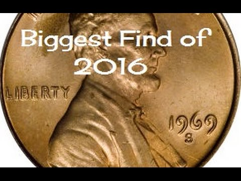 Coin roll hunter discovers amazing rare penny cent worth for Antique items worth a lot of money