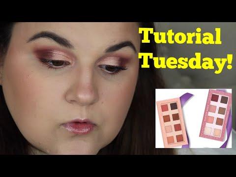 Tutorial Tuesday! Makeup Geek HAWC Bundle! thumbnail