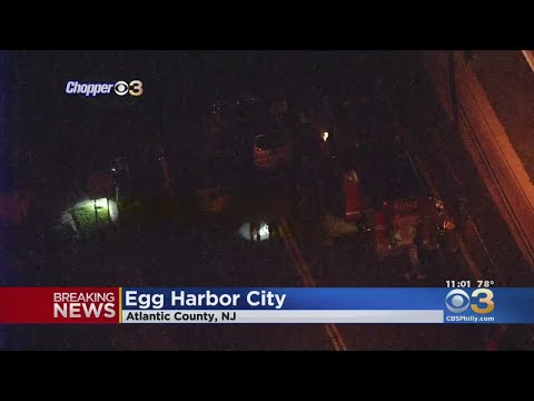 Authorities On Scene Of Serious Accident In Egg Harbor City