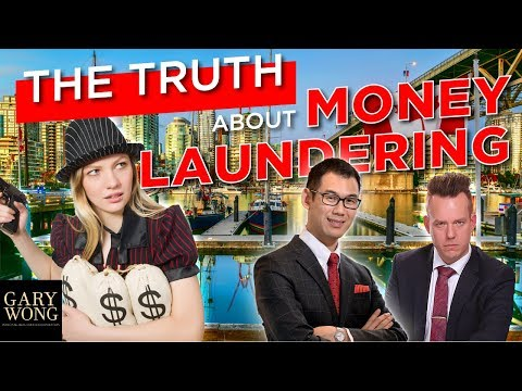How Realtors Are Involved With Money Laundering l Interview With Mark Wiens