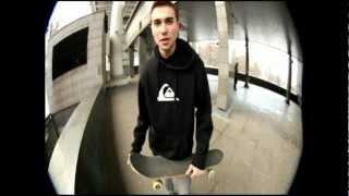 vsenadosku.ru Тренинг: Базовые элементы скейтбординга. Урок 2