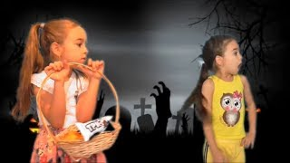 Kids Halloween Song  Super Simple Songs by Miss Lana