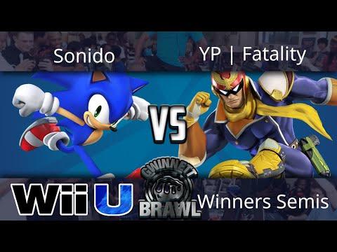 Gwinnett Brawl October 2017 - Sonido (Sonic) vs YP | Fatality (Falcon) - Smash 4 Winners Semis